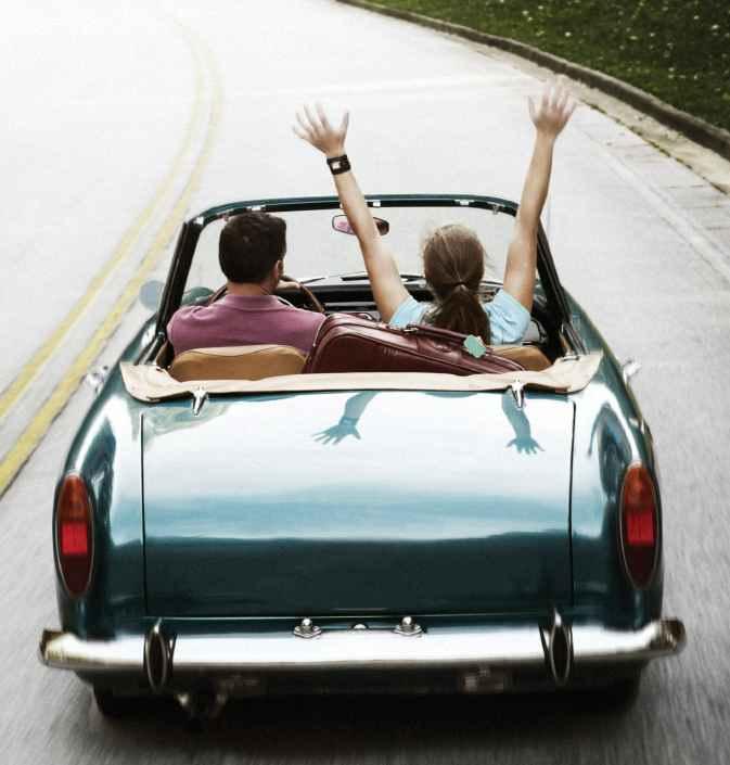 CAScade: Joy Ride -- An English Professor Explores Why We