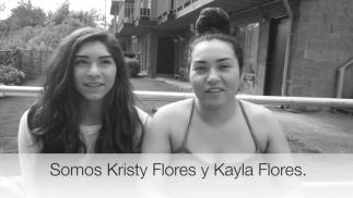 Video image of Spanish speakers